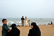 16/12/08 - PONDICHERY - TAMIL NADU - INDIA -  - Photo Jerome CHABANNE