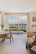 The Manhattan apartment of Bob Costas