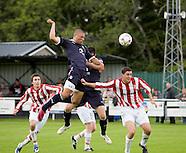 Formartine United v Dundee 09.07.11