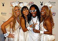 Lil John with Playboy Bunnies
