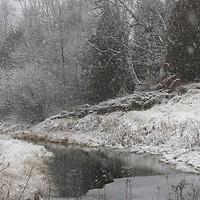 Door County Winter