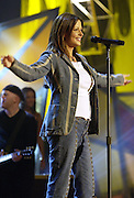 Sara Evans rehearsals at the first ever CMT Flameworthy Video Music Awards at the Gaylord Entertainment Center in Nashville Tennesee. 6/12/02<br /> Photo by Rick Diamond/PictureGroup.