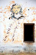 Image of Ernesto Che Guevara in Bijaru, Holguin, Cuba.