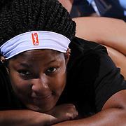 WNBA PRESEASON BASKETBALL 2015 - MAY 22 - Chicago Sky defeats New York Liberty 83-55