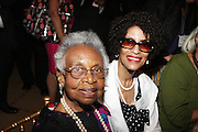 11 August 2010-New York, NY- Dr.Muriel Petioni and Susan Austin at Congressman Charles Rangel 80th Birthday Celebration and Campaign Fundraiser for embattled Congressman where sold out crowd of Politicians and Supporters where present to wish Congressman Charles Rangel well and held at The Plaza Hotel on August 11, 2010 in New York City. Photo Credit: Terrence Jennings