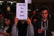 Marcha por Camila