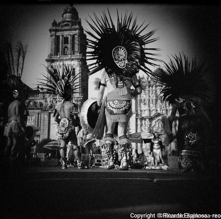 Fotos tomadas con cámara Holga por Ricardo Espinosa - reo