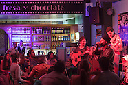 Bar Fresa y Chocolate, Havana Vedado, Cuba.