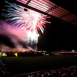Fireworks at Sixways