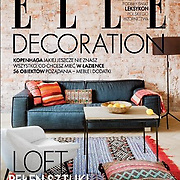 Interiors magazine publications