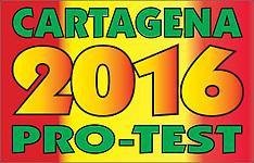 Cartagena Pro-Test 2016