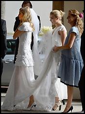 MAY 16 2104  Poppy Delevingne  wedding