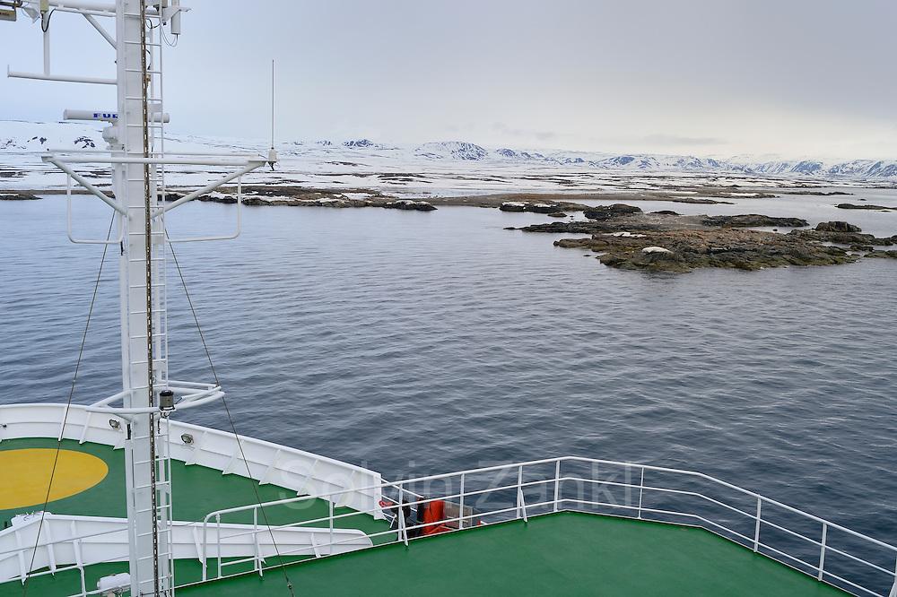 Arctic Ocean, Svalbard, Spitsbergen, Norway | Mosselbukta im Norden Spitzbergens, Nordatlantik / Arktischen Ozean, Spitzbergen, Norwegen
