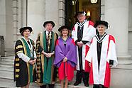 NUI Graduation Dublin, Ireland.  5.5.2011