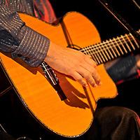 Puerto Rican singer Jose Feliciano performs at Medcom´s Preventas Party in Panama