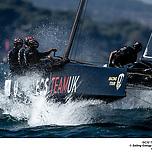 GC32 TPM Med Cup Toulon, France.  Pedro Martinez / GC32 Racing Tour. 13 October, 2018.<span>Sailing Energy / GC32 Sailing Tour</span>
