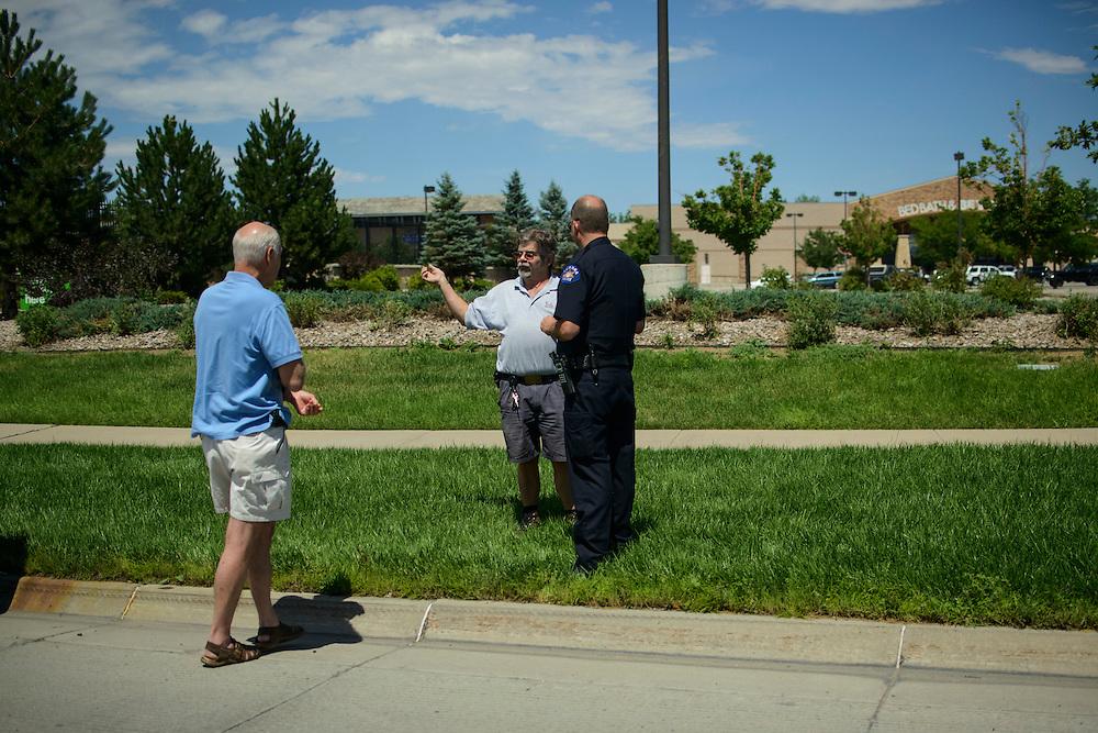 Photo by Matt Roth<br /> <br /> Centennial/Denver, Colorado on Monday, August 05, 2013