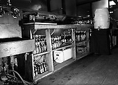1959 - Water heater behind the bar at Davy Moylan's Pub Dolphins Barn