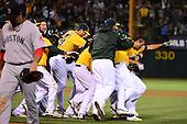 20120703 - Boston Red Sox @ Oakland Athletics