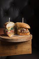 Pork sandwich at The Eagle in the Short North.(Jodi Miller)