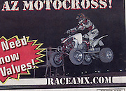 An image of #29 Corry Weller taken at Round #8 ITP Quadcross made the front cover of the Sept/Oct 2005 AMX Newsletter.