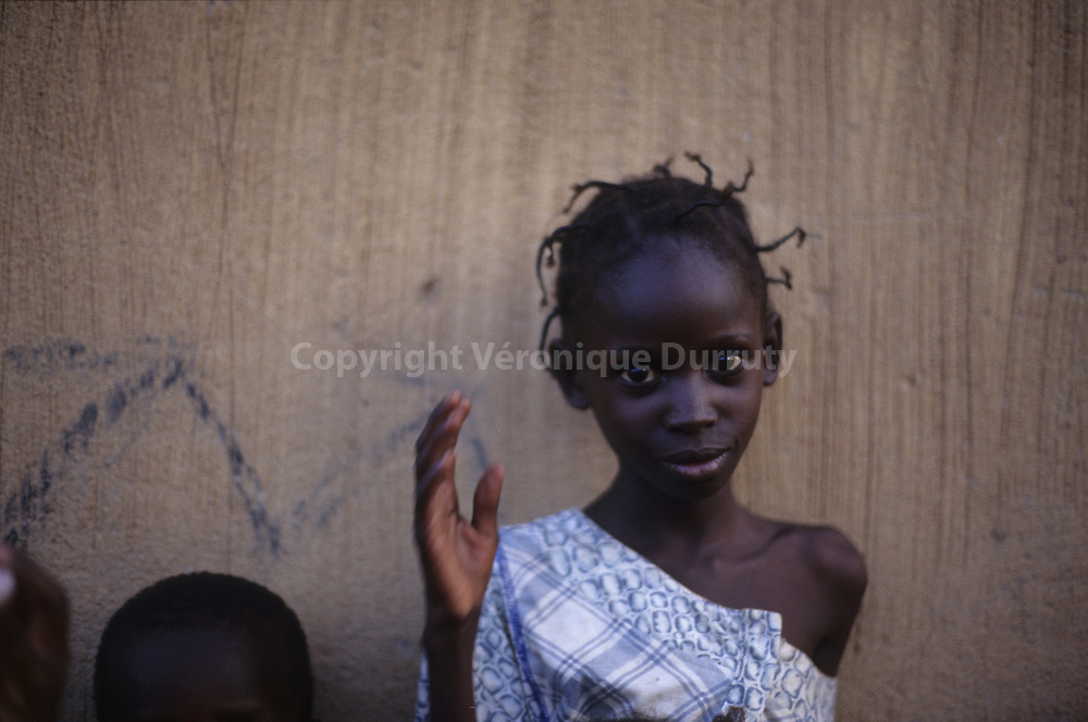 SWEET LITTLE GIRL, NIGER