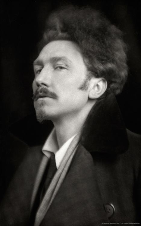 Ezra Pound, 1918