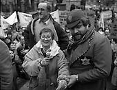 1983- Irish Theatre Industry Protest