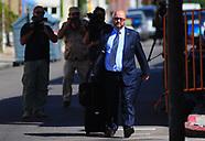 Llegada de Francisco Sanabria al juzgado