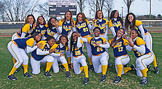 2015 A&T Softball Team Pictures