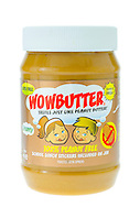 Jar of Wowbutter Peanut Butter, 100% Peanut Free Spread - Nov 2014.