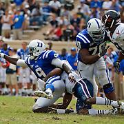 Duke vs Virginia Football 2008