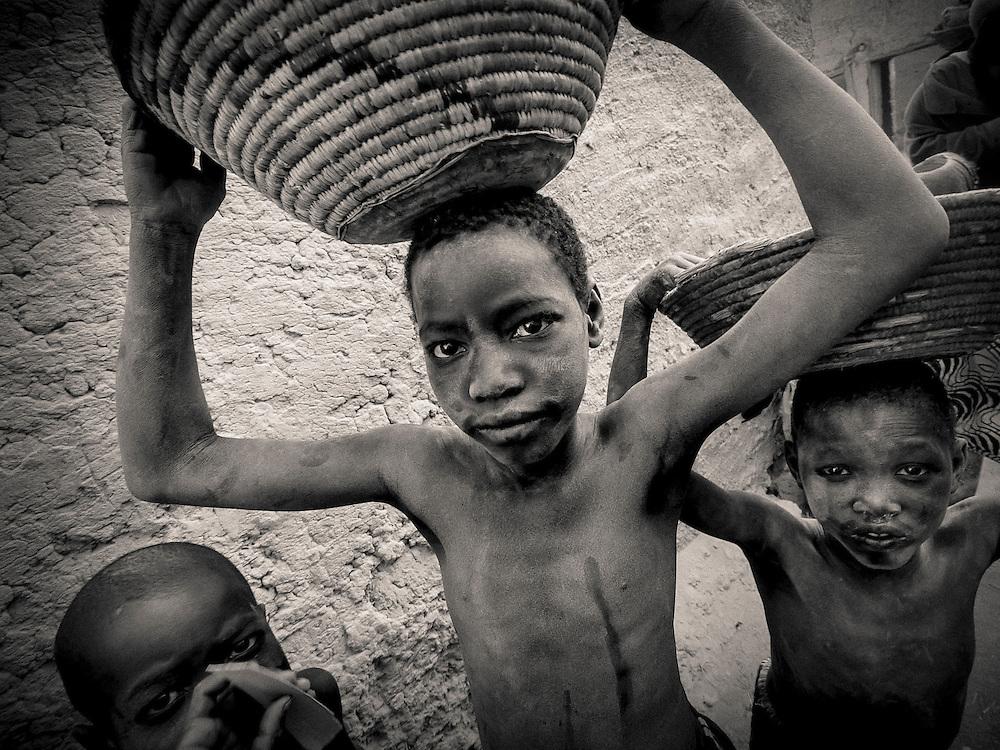 West, Africa, Mali,Niger river