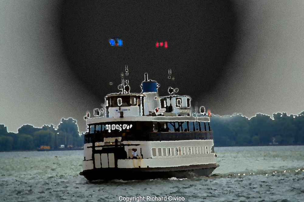 Great Lake Ferry