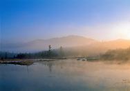Adirondack Park, Sanford Lake, New York, Hudson River