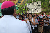 2012-05-29: Monsignor Vian Visits La Puya