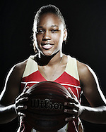 Lafayette High's Nikki McChristian is a member of the Oxford Eagle's 2010 All-Area Basketball Team, photographed on Monday, April 12, 2010 in Oxford, Miss.