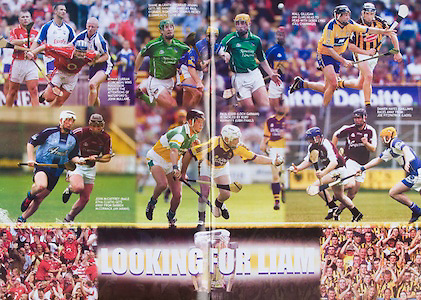 All Ireland Senior Hurling Championship Final,.03.09.2006, 09.03.2006, 3rd September 2006,.Senior Kilkenny 1-16, Cork 1-13,.Minor Tipperary 2-18, Galway 2-7.3092006AISHCF,.