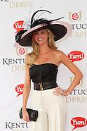 Entertainment - Erin Andrews - Celebrities at 2011 Kentucky Derby - Louisville, KY