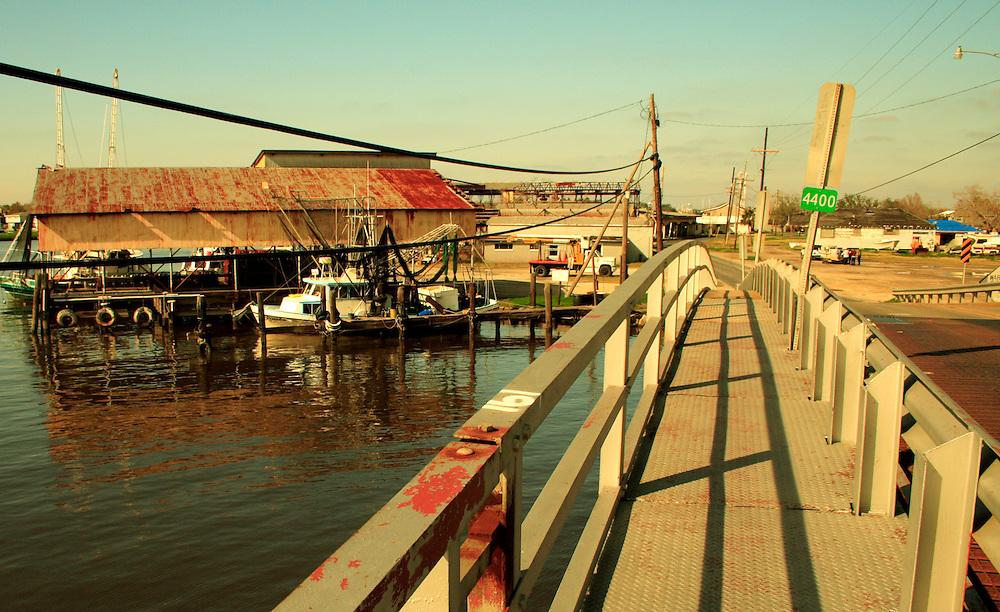 Bridge and Bayou