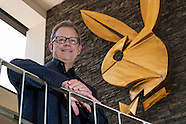 Scott Flanders, CEO of Playboy.