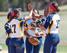 2015 A&T Softball vs Norfolk State & University of Maryland Eastern Shore