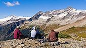 North Cascades: Sahale, Stehekin, Hidden L.