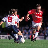 Bolton W v Middlesbrough 9.9.1995
