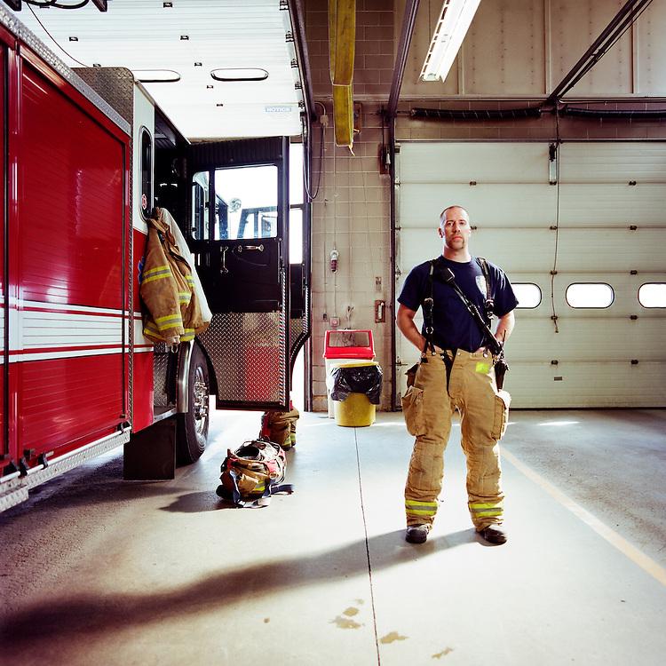 ANCHORAGE, ALASKA - 2012: Matthew Dean Herman.