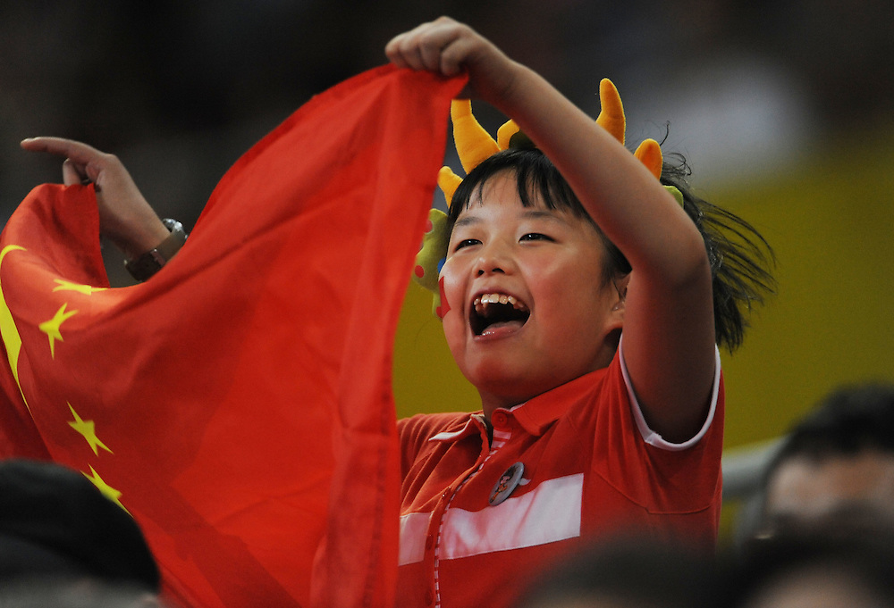 2008 OLYMPIC GAMES - TRACK- 082008 - On the surface, China has been entralled, and the world entranced by the power of the Games. But the Olympics have not been able to quell questions about China's other lingering problems -- among them human rights.