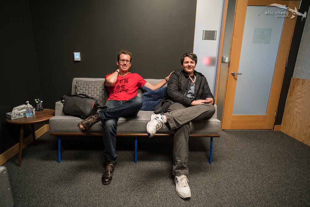 Oculus Rift demo at Facebook Headquarters with Trey Ratcliff and Ethan Ratcliff