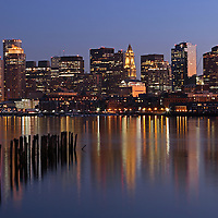Skyline photography images of Boston are available as museum quality photography prints, canvas prints, acrylic prints or metal prints. Prints may be framed and matted to the individual liking and decorating needs:<br />