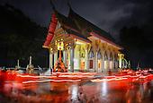 Makha Bucha Day To Honor Buddha