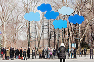 Clouds Opening | Public Art Fund | Olaf Breuning